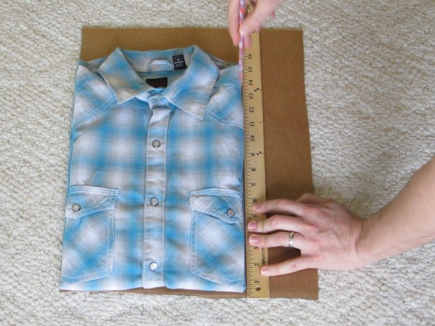 DIY Clothes-Folding Board