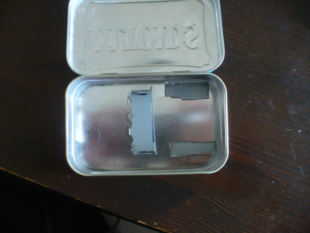 Altoids-Tin Heater