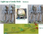 Light Up a Candy Dish