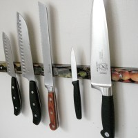Magnetic Knife Rack