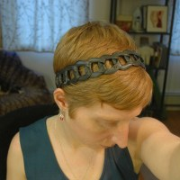 Bike Tube Headband
