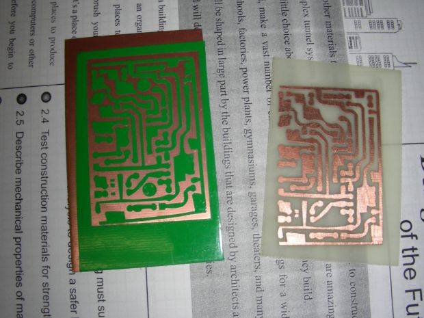 Vinyl Cut PCB&nbsp;Resist