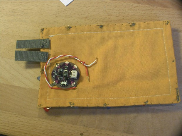 Arduino Blinking BikePatch