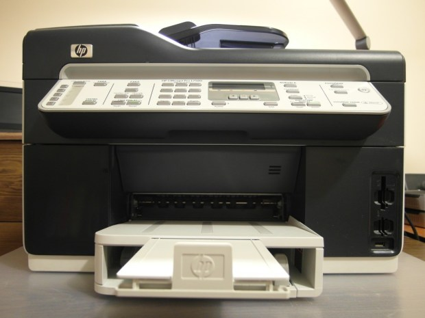 HP Officejet Pro L7580&nbsp;Teardown