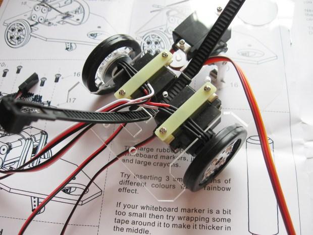 Building a Doodle BotKit