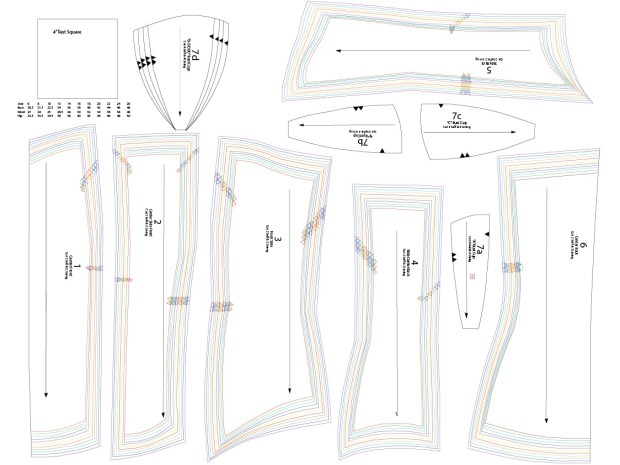 The basics of crafting a personalized corset make - Outs longere ...