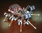"""Chopsticks"" the Spider Robot"