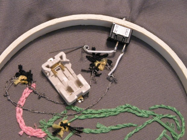 Electronic Embroidery