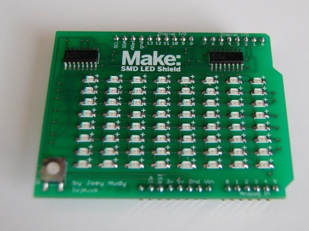Joey #1 SMD Arduino Shield Kit
