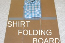 DIY Clothes-Folding&nbsp;Board