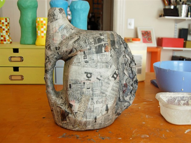 Reclaimed Vase
