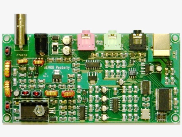 Software Defined Radio Transceiver