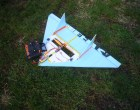 """The Towel"" R/C Stunt Plane"