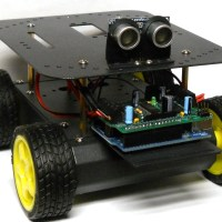 Build your own Arduino-Controlled&nbsp;Robot!
