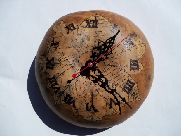 Gourd&nbsp;Clock