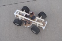 Scratch-Built RC&nbsp;Car