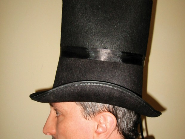 Surprise Top Hat