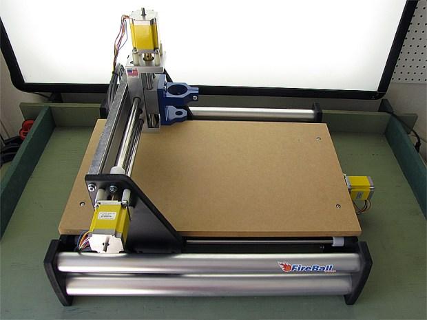 Probotix FireBall V90 CNCRobot