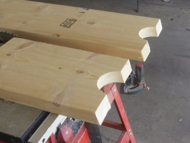All-Purpose Wooden Bench