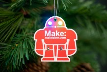 MAKE Holiday&nbsp;Ornament