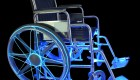 EZ-EL Wire/LED Light Wheelchair