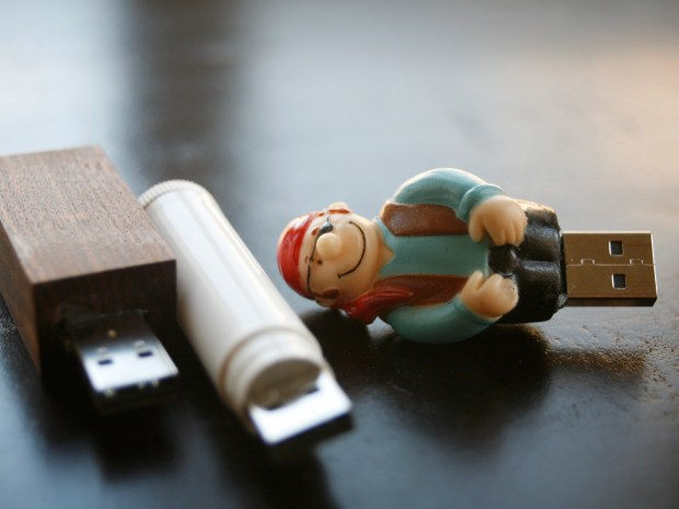 USB Key Makeovers