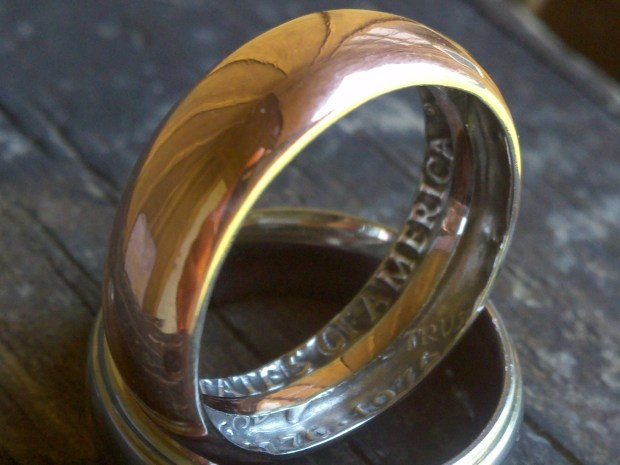 Coin Ring Technique