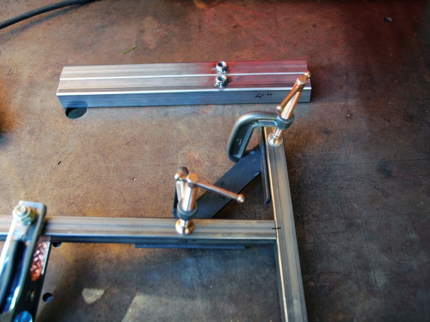 Weld a Pair of Stands