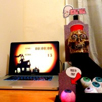 Skull Ball (Super Geek Beer&nbsp;Pong)
