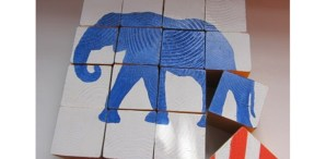 Elephant Block&nbsp;Puzzle