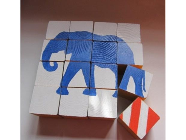 Elephant Block Puzzle