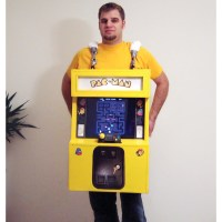 Playable Pac-Man&nbsp;Costume