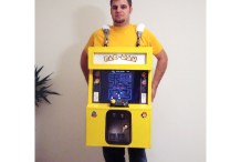Playable Pac-Man Costume