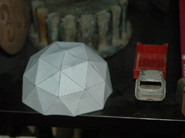 Paper Items with SketchUp andPepakura