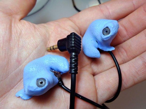 Custom Fit Earbuds