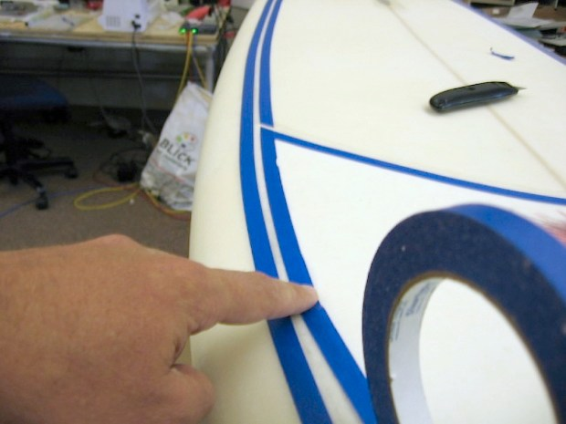 Greener Surfboard