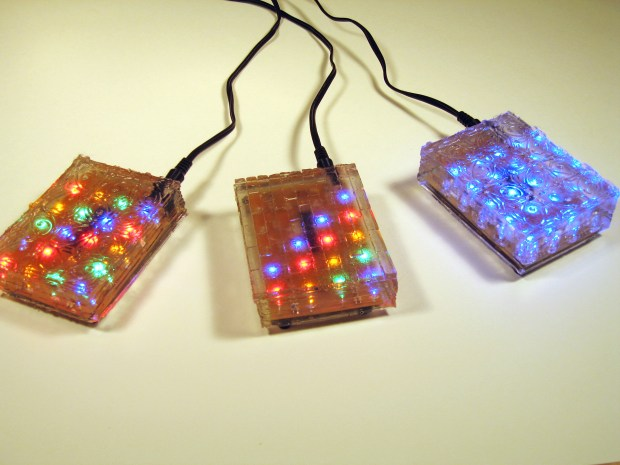 LED Light Brick