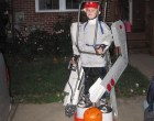 Mech Warrior Costume