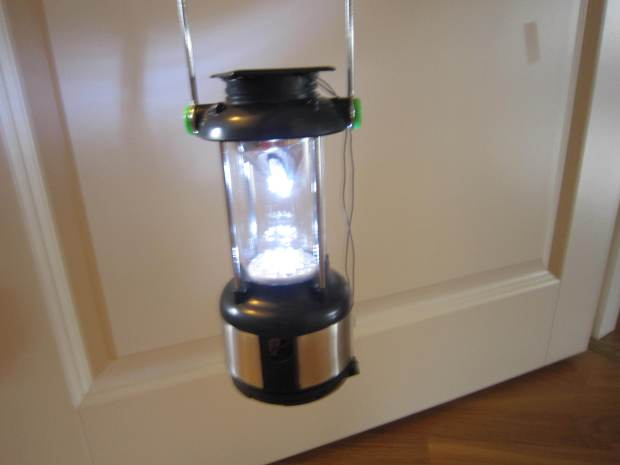 Solar Power Camp Light