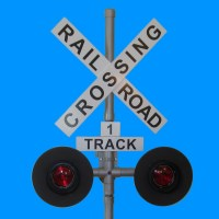 Operating Railroad Grade Crossing&nbsp;Signal