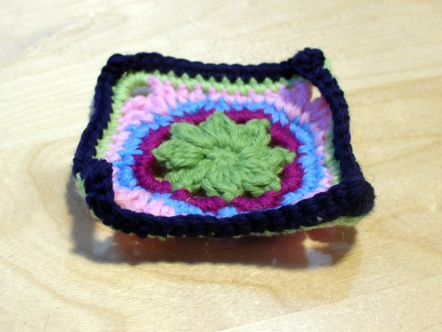 Crochet Retro Purse