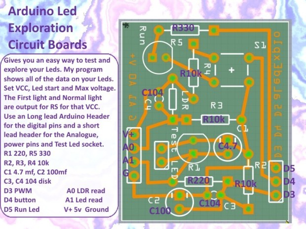 Arduino LED Exploration