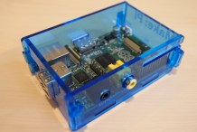 Raspberry Pi Enclosure v1&nbsp;Assembly