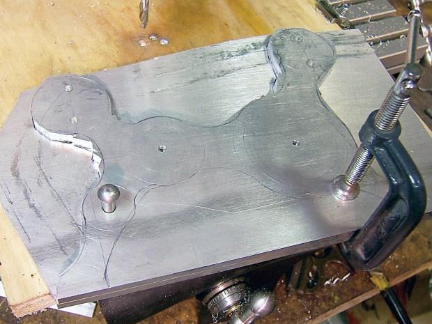 Geared Candleholder