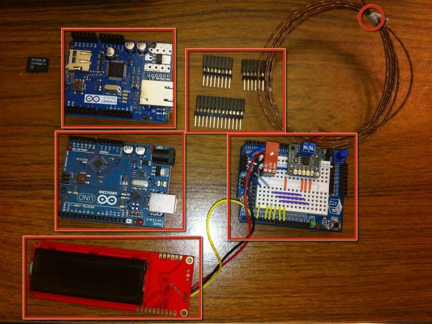 Arduino Temp / Humidity Monitor with Web and&nbsp;SNMP