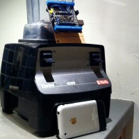 Blendophone: iPhone + Arduino + XBee + Blenders
