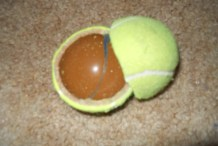 Tennis Ball Random Goods Holder