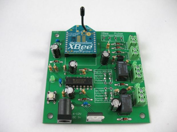 XBee Pulse I/O PCB Assembly&nbsp;Instructions