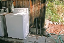 Backyard Graywater System