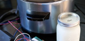 Yobot: Arduino Yogurt&nbsp;Maker